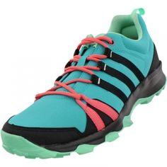 Find the adidas Outdoor Women's Trail Rocker W Shoe - Shock Green/Black by…