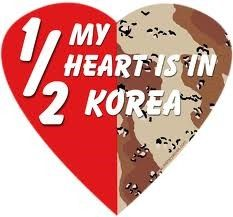 half my heart is in korea