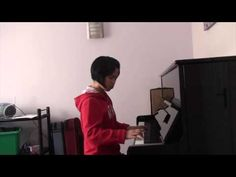 Chopin Waltz in A Minor, No.19, Op. Posth. by Elaine Yu - YouTube