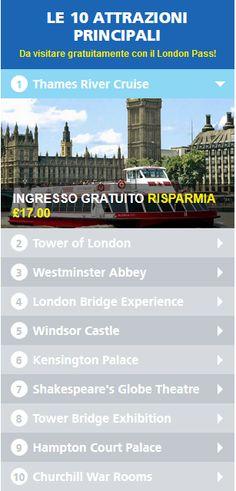 Londra Low Cost? Scopri come!