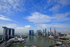 Changing landscapes of Singapore ©Darren Soh