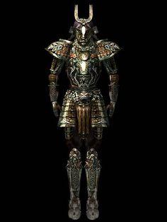 Orcish Armor - Morrowind