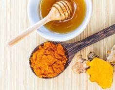 Cúrcuma con miel de abejas: un remedio que no tiene precio ~ Nueva Mentes