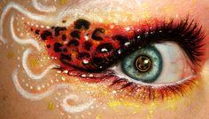 The Hunger Games - Eye Art