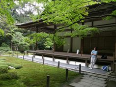 Nanzenin garden - Enjoying the peace