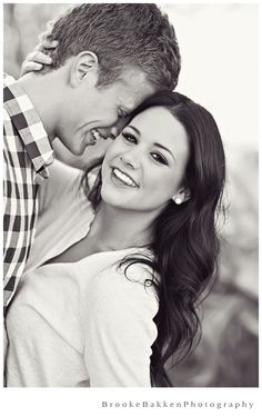 Cutest engagement photos. very classy and simple.- @Sarah Jones