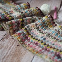 I resisted for a while but I eventually fell down the crochet hole and cast on a scrappy blanket! I have so many leftover sock yarns and m...