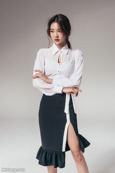 Người đẹp Park Jung Yoon trong bộ ảnh thời trang tháng 10/2016 (723 ảnh)