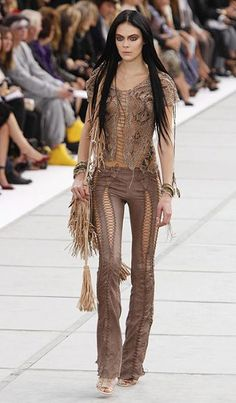 In pictures: Roberto Cavalli spring/summer 2011
