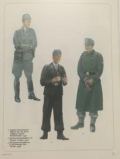 Ww2, Military Jacket, Jackets, German Army, Down Jackets, Military Vest, Jacket