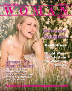 "Thanks very much to Diane Wilson Dale for including me in her fantastic ""South Carolina Woman"" magazine!!!"