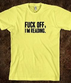 And this very important sartorial statement: | 37 Ways To Proudly Wear Your Love Of Books