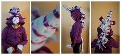 #costume di #carnevale fai da te da #unicorno