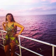 Epic weekend on the Great Barrier Reef #diver #ilovewhereilive #greatbarrierreef #fnq #sunset by gemma.ford87 http://ift.tt/1UokkV2