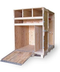 Ramp Crate