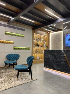 Office Ceiling Design, Office Cabin Design, Office Reception Design, Corporate Office Design, False Ceiling Design, Office Interior Design, Office Interiors, Reception Table, Reception Furniture