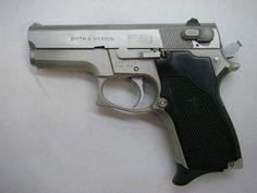 Smith & Wesson - MODEL 669, 9MM CAL, SEMI-AUTOMATIC PISTOL