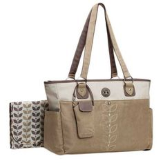Carter's Suede Embroidered Tote Bag, Tan by Carter's, http://www.amazon.com/dp/B002OVJB8A/ref=cm_sw_r_pi_dp_xyCdrb1YQD026