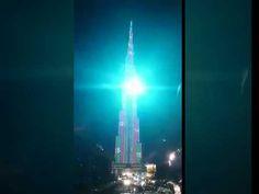 2018 Dubai burj khalifa world record laser lighting show Show Video, World Records, Burj Khalifa, Latest Video, Empire State Building, Dubai, 3d, Lighting, Youtube