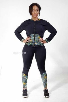 OKTOBER.CO.ZA - SPORT CALIGAN Sportswear, Sporty, African, Lingerie, Lady, Outfits, Clothes, Dresses, Fashion