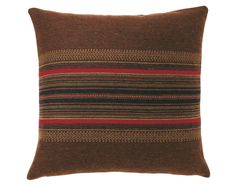 """Avoriaz"" throw pillow / Pierre Frey"