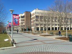 Stony Brook University in Stony Brook, NY