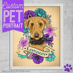 Hey, I found this really awesome Etsy listing at https://www.etsy.com/nz/listing/227311995/pet-portrait-custom-dog-portrait-art