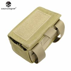 Emerson Bullet Ammo Holder Box Paintball Airsoft Tactical Shotgun Bullet Bag Portable Outdoor Hunting Accessory EM9040