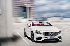 Mercedes Clase S Cabrio 2018, la actualización también a cielo abierto