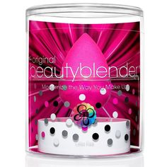 Beautyblender The Original Single + Solid Cleanser kit