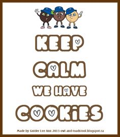 Another fabulous poster idea by Owl & Toadstool! We Girl Guide Cookies in the spring and autumn seasons. https://www.girlguides.ca/GGC/Cookies/Cookies.aspx