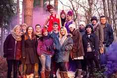 Team Photo   Behind The Scenes Team Photo for Lover's Tryst © Adrian Farr 2014