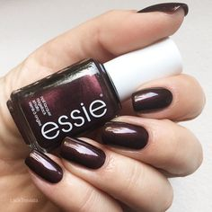 swatch essie decadent dish by LackTraviata