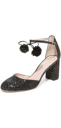 Kate Spade New York Abigail Glitter Pumps
