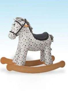 Dylan & Boo Rocking Horse | Nursery Furniture | Baby Accessories Ireland | Cribs.ie Rocking Horses, Rocking Chair, Horse Nursery, Nursery Furniture, Baby Accessories, Daughters, Cribs, Ireland, Home Decor