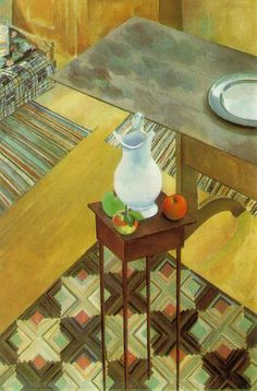 CHARLES SHEELER  Interior (1926)