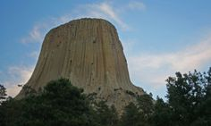 The mysterious legend of Wyoming's Devils Tower National Monument - Posted on Roadtrippers.com!