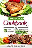 Free Kindle Book -   Air Fryer Cookbook: 112 Tasty And Easy Air Fryer Recipes For Quick And Healthy Meals (Fry, Bake, Grill, and Roast with Your Air Fryer) Check more at http://www.free-kindle-books-4u.com/cookbooks-food-winefree-air-fryer-cookbook-112-tasty-and-easy-air-fryer-recipes-for-quick-and-healthy-meals-fry-bake-grill-and-roast-with-your-air-fryer/
