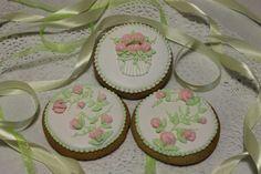 Spring cookies decoration