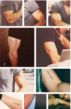 Ian & Paul arms