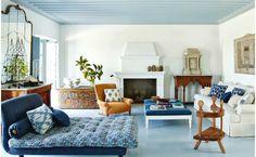 Средиземноморский стиль в интерьере #interior #мебель #дизайн #интерьер #дом #уют #декор