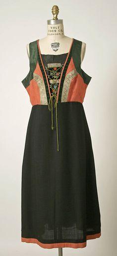 Dress | Date: 1700–1943 | Culture: Austrian