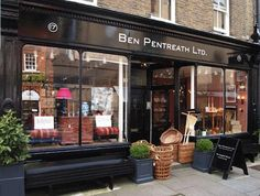 Love his blog.  Want to live there.  Ben Pentreath, Ltd. ///// Bloomsbury
