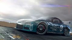 Pro Street Mazda Rx 7 Car Latest Wallpapers