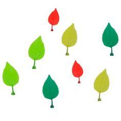 leaves magnets designed by richard hutten