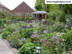 Cottage Style Garden Ideas cottage style landscapes and gardens diy Cottage Style Garden Plans In Sun Stylish Solutions Low Maintenance Gardens Cottage Garden Planting