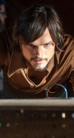 Ashton Kutcher as Steve Jobs.  He was fantastic as Steve.  He should play more roles like that.
