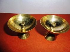 Artcollectibles India 4 Brass Diwali Akhand Jyot Diya Deepak  Kuber For Hindu Puja TempleLighting ** This is an Amazon Affiliate link. To view further for this item, visit the image link.