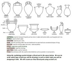 greek vase styles]