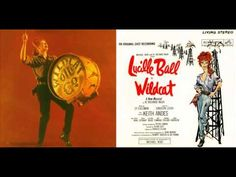 """Lucille Ball & Paula Stewart - Hey Look Me Over! (From the Broadway Production """"Wildcat"""") - YouTube"""